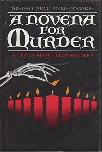 9780684180878: A Novena for Murder