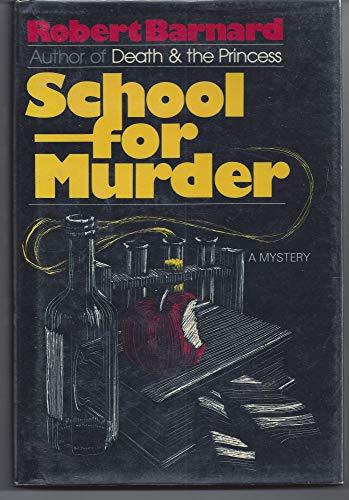 9780684181134: School for Murder