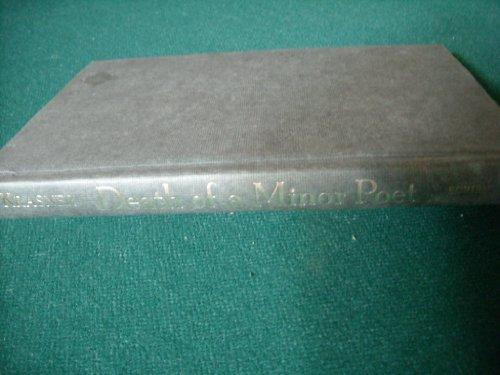Death Of A Minor Poet (A Sam Birge Mystery): William Krasner