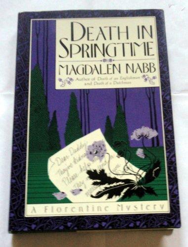 9780684181332: Death in Springtime