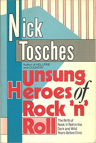 9780684181493: Unsung heroes of rock 'n' roll