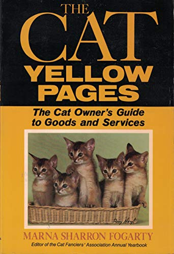 Cat Yellow Pages: Fogarty, Marna Sharron