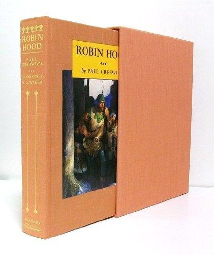 9780684181806: ROBIN HOOD DELUXE EDITION (Scribner Classics)
