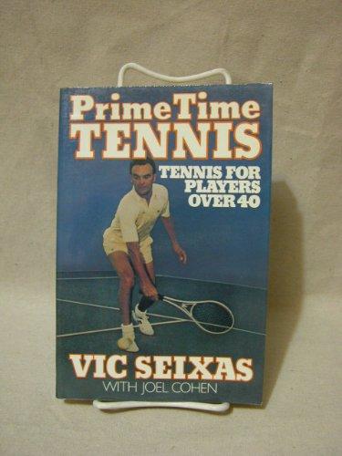 9780684182018: Prime Time Tennis