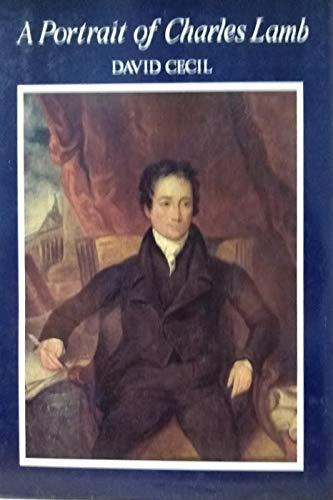 9780684182261: A portrait of Charles Lamb