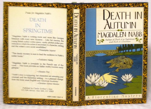 9780684183374: Death in Autumn