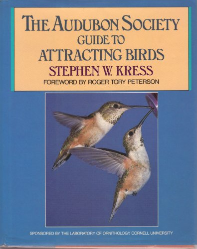 9780684183626: Audubon Attracting Birds Guide