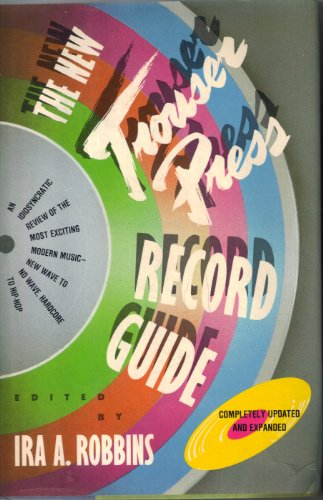 9780684183770: The New Trouser Press record guide