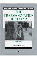 9780684184142: History of the American Cinema: The Transformation of Cinema, 1907-1915