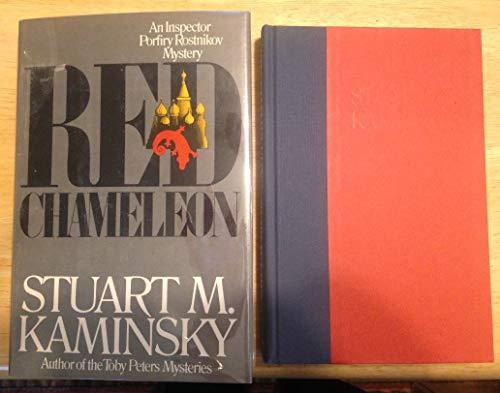9780684184241: Red Chameleon