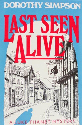 9780684184357: Last Seen Alive