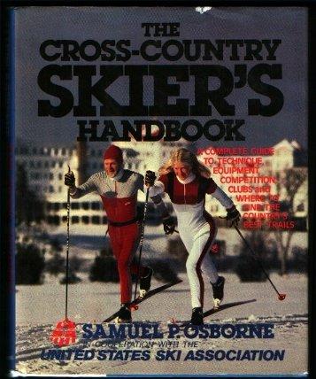 The cross-country skier's handbook: Osborne, Samuel P
