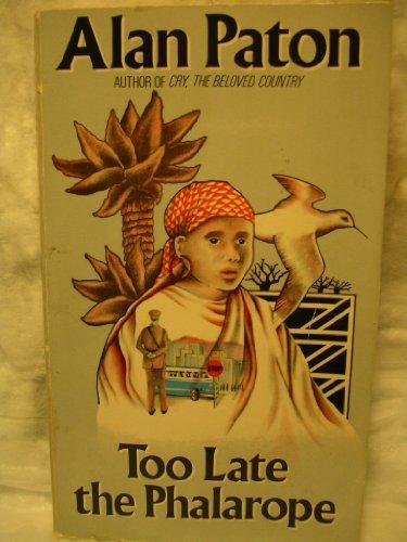 9780684185002: Too Late the Phalarope