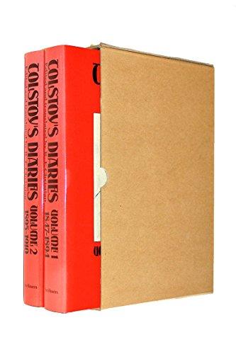 9780684185125: Tolstoy's Diaries