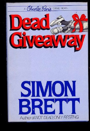 9780684185170: Dead Giveaway