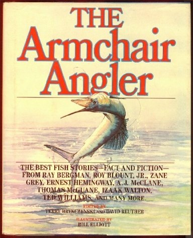 9780684185651: The Armchair angler (The Armchair library)