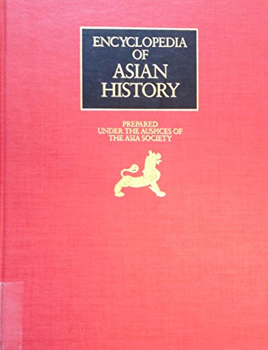 9780684186191: Encyclopedia of Asian History