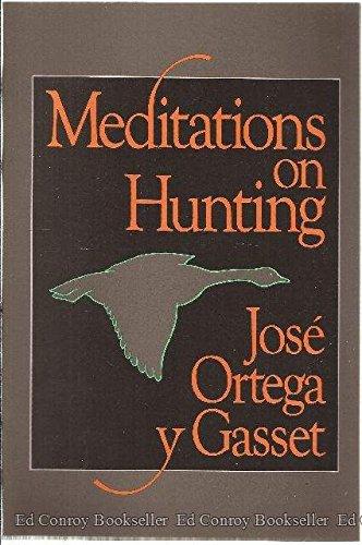 9780684186306: Meditations on Hunting (English and Spanish Edition)