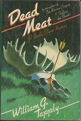 9780684186825: Dead Meat: A Brady Coyne Mystery
