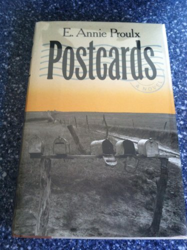 Postcards Signed First Edition: Proulx, Annie