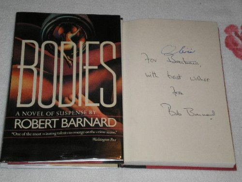 Bodies (SIGNED) (BEAUTIFUL COPY)