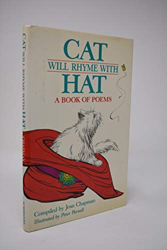 9780684187471: Cat Will Rhyme With Hat: A Book of Poems