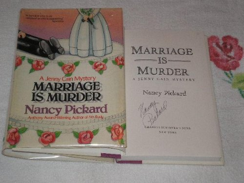 9780684187600: Marriage Is Murder (Jenny Cain Mysteries, No. 4)