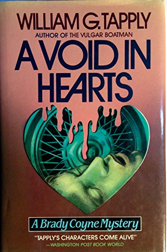 9780684187938: A Void in Hearts: A Brady Coyne Mystery