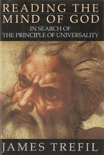 Reading the Mind of God: In Search: James Trefil