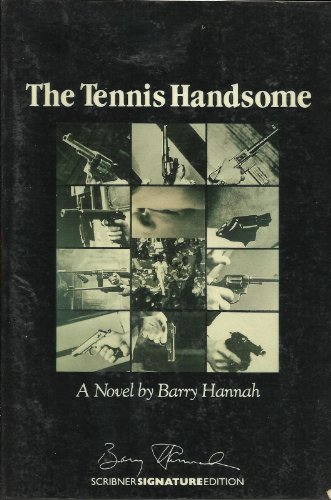 9780684188119: The Tennis Handsome: A Novel (Scribner Signature Edition)