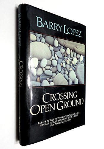 9780684188171: Crossing Open Ground