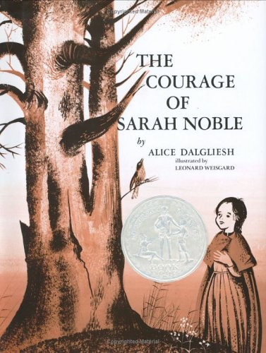 9780684188300: The Courage of Sarah Noble