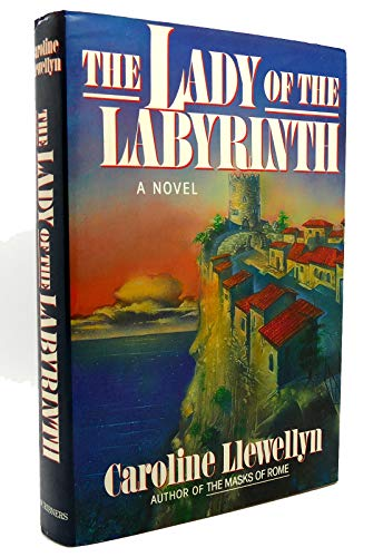 9780684189208: Lady of the Labyrinth