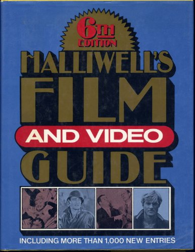 9780684189284: Halliwell's Film and Video Guide