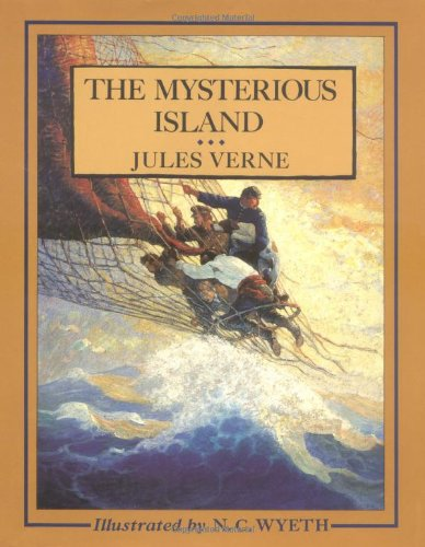 9780684189574: The Mysterious Island (Scribner's Illustrated Classics)