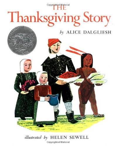 9780684189994: The Thanksgiving Story