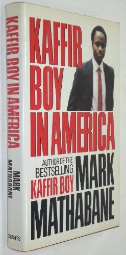 9780684190433: Kaffir Boy in America