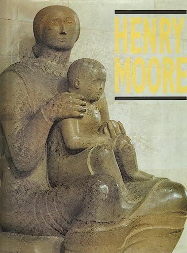 9780684190488: Henry Moore