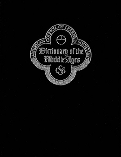9780684190730: Dictionary of the Middle Ages (13-vol. set)