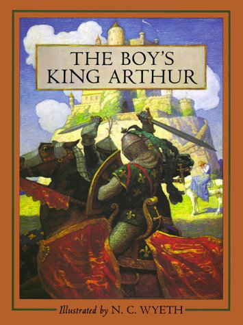 9780684191119: The Boy's King Arthur: Sir Thomas Malory's History of King Arthur and His Knights of the Round Table
