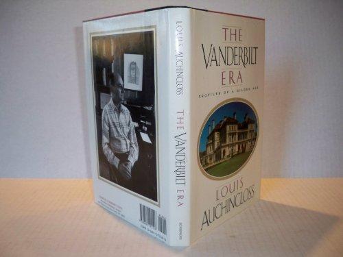 9780684191126: The Vanderbilt Era: Profiles of a Gilded Age