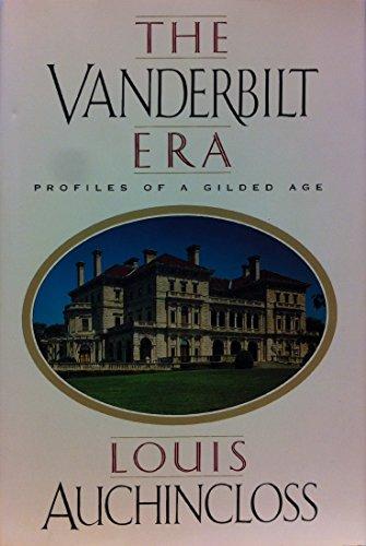 9780684191126: Vanderbilt Era: Profiles of a Gilded Age