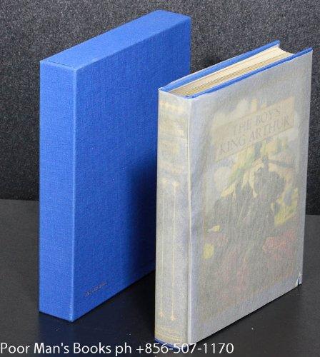 9780684191188: The BOYS KING ARTHUR DELUXE EDITION (Scribner Classics)