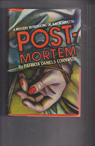 Post-Mortem: Patricia Daniels Cornwell