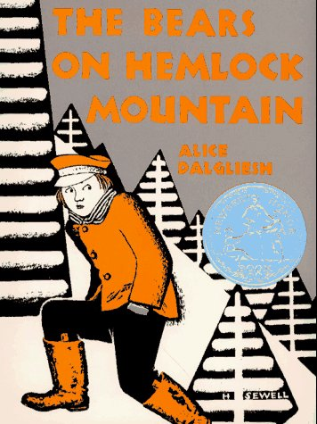 9780684191690: The Bears on Hemlock Mountain