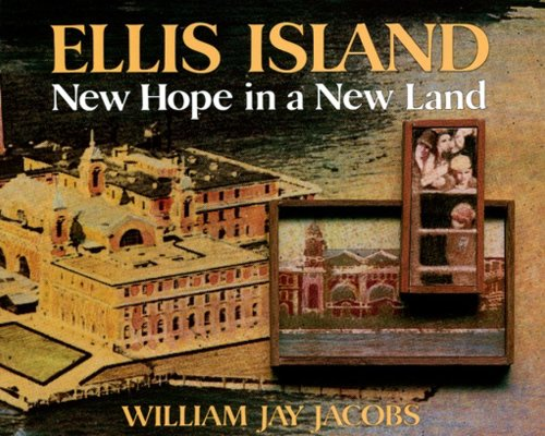 9780684191713: Ellis Island: New Hope in a New Land