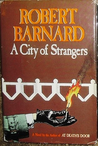 9780684191928: A City of Strangers