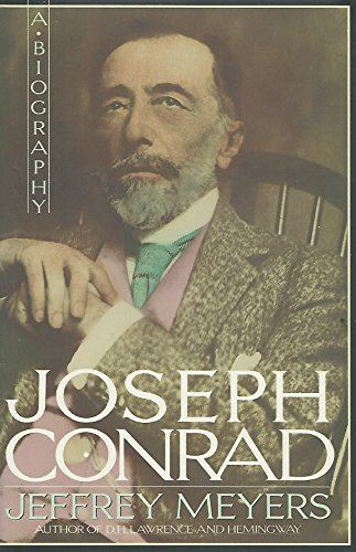 9780684192307: Joseph Conrad: A Biography