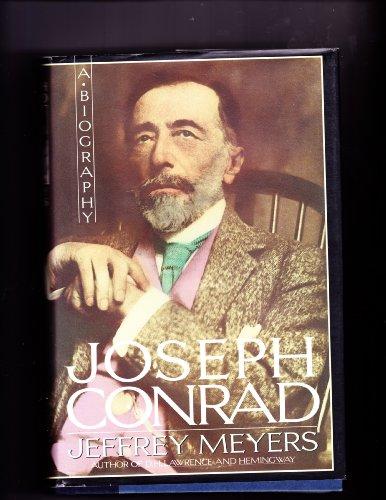 Joseph Conrad: Meyers, Jeffrey
