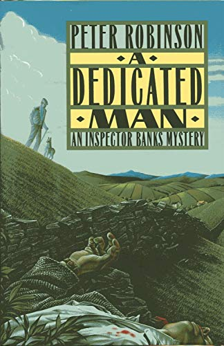 9780684192659: A Dedicated Man (an Inspector Banks Mystery)